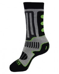 XTM_Gravity_Sock_Grey