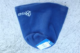 Anticorp Lined Beanie Blue