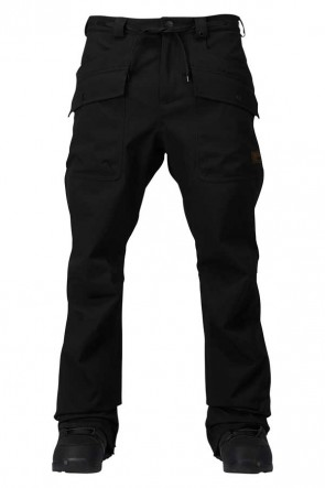 Analog-field -pants-black