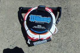 Williams Team 8 Loop Black