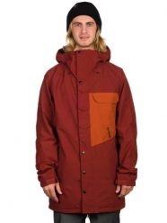 Zenith Jacket 1 ox blood 2016