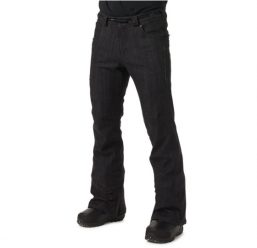analog remer pant raw black demin 2016