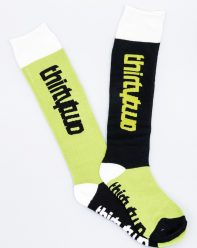 thirtytwo-socks-colorblocked-lime