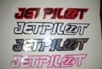 Jetpilot Stickers