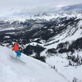 snow and ski gear
