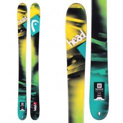 head souphead junior ski Yellow