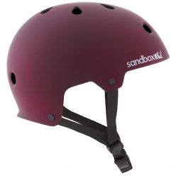 sandbox-legend-low-rider-wakeboard-helmet-burgundy-right-side