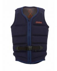FOLLOW SPR MENS NAVY VEST FRONT