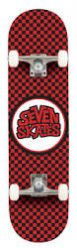 Seven_Skate_Checkered_Red_Complete