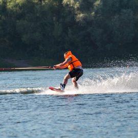 water ski equipment