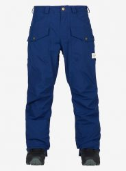 Analog Contract Pants Gore Deflated Gate front