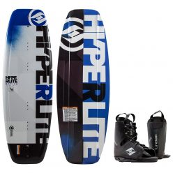 Hyperlite Motive 134 Wakeboard & Frequency Boots