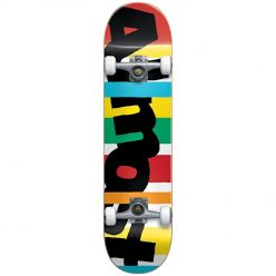 Almost-Stripe-Out-Youth-Complete-Skateboard-7.25-Base