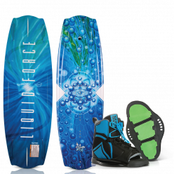 Liquidforce Trip 130 with Index Boots 5-8 2019