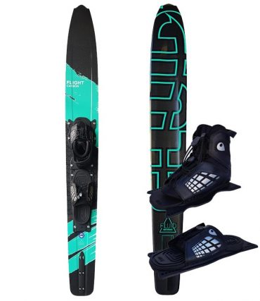 fluid-flight-carbon-slalom-ski-with-genesis-boot-rtp-2019