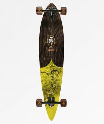 """Arbor-Timeless-Groundswell-2018-42""""-Pintail-Longboard-Complete--_300056"""
