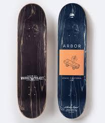 ARBOR DECK - Whiskey 7.75 Team 18