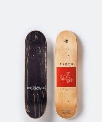 ARBOR DECK - Whiskey 8.25 Team 18